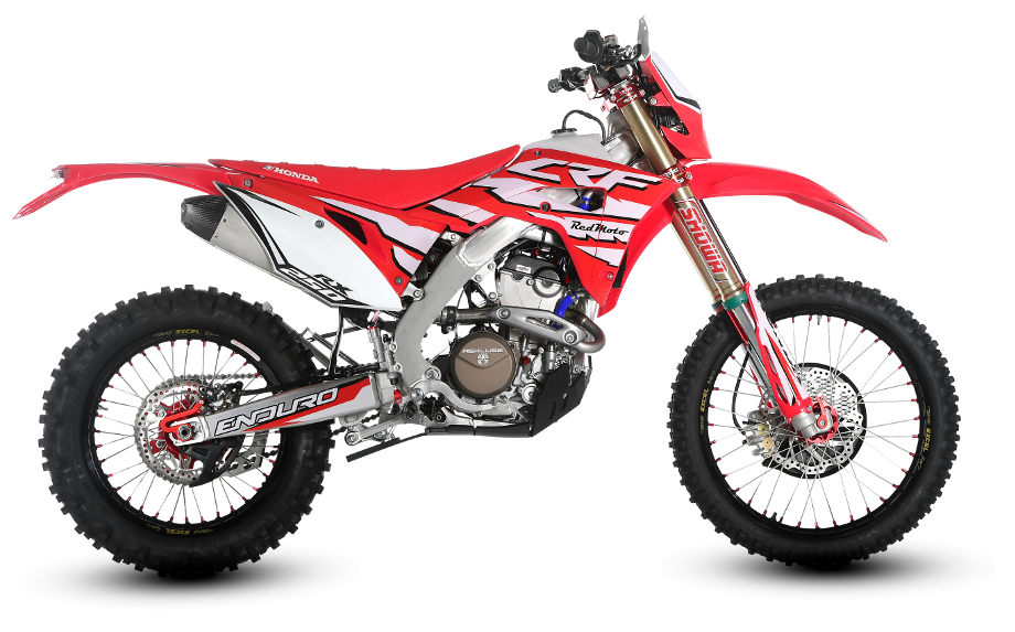 CRF250 RX ENDURO SPECIAL
